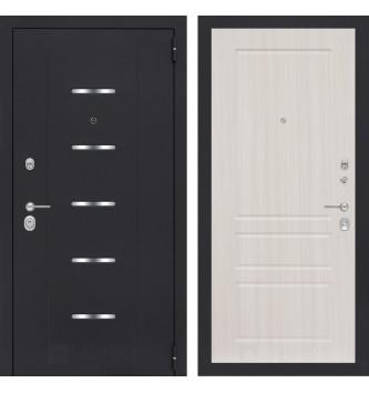 Входная дверь ALFA 03 - Сандал белый
