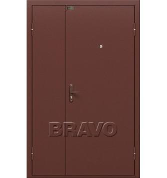 Тамбурная дверь Оптим Дуо Гранд Антик Медь