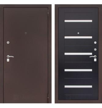 Входная дверь CLASSIC антик медный 01 - Венге