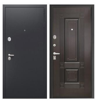 Входная дверь Вавилон с отделкой шпоном