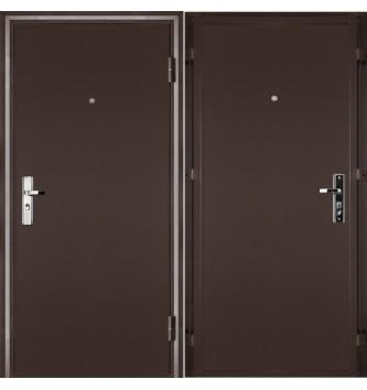 Входная металлическая подъездная (тамбурная) дверь Valberg Промет LMD-1