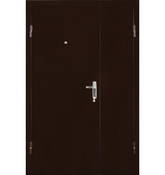 Подъездная (тамбурная) дверь Valberg Промет BMD 1 TOPAZ двухстворчатая